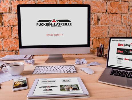 Puckrin and Latreille Branding
