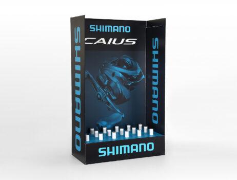 Shimano PDQ Display